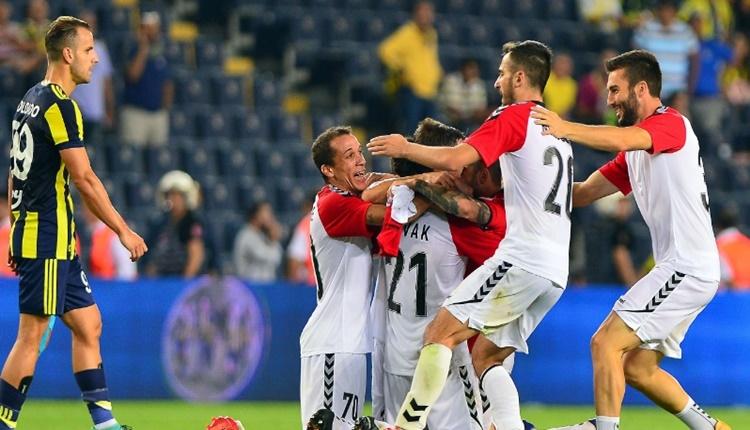 Fenerbahçe'yi eleyen Vardar sıfır çekti