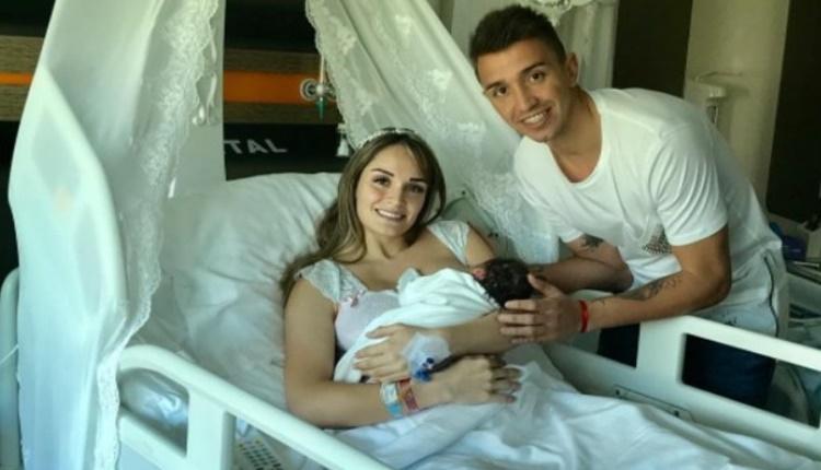 Fernando Muslera'nın yeni doğan oğluna sözleşme