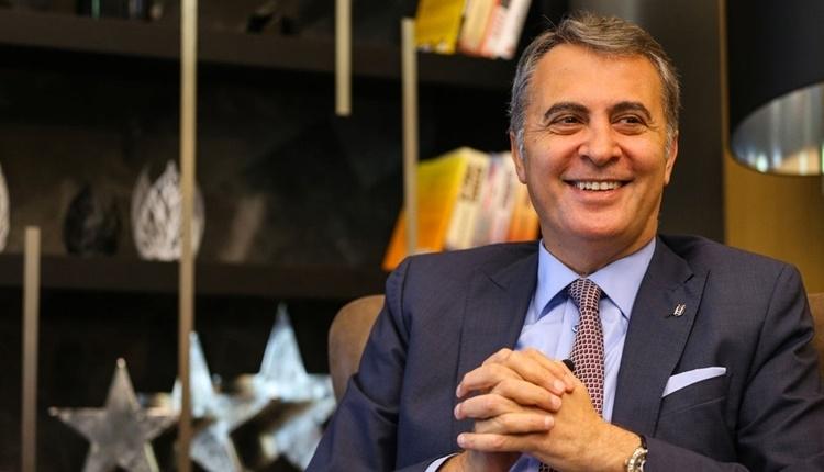 Beşiktaş Başkanı Fikret Orman: 'Galatasaray için dua ettim.'