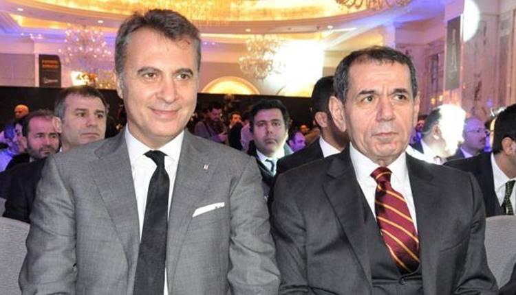 Fikret Orman ve Dursun Özbek'in derbilerde yüzü gülmüyor