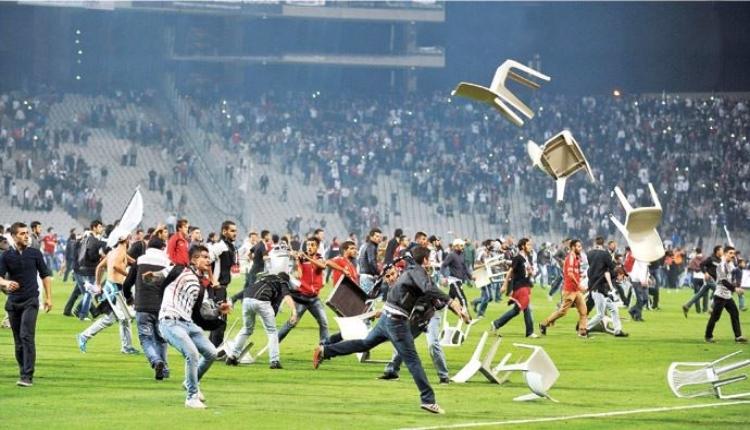 Fırat Aydınus'tan olaylı Beşiktaş - Galatasaray derbisi