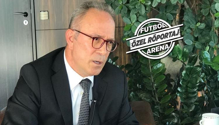 TFF eski yöneticisi Yaşar Aşçıoğlu'ndan FutbolArena'ya bomba itiraflar