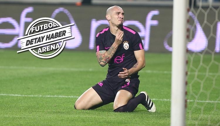 Galatasaray 8 yıl sonra ligde 5 gol yedi
