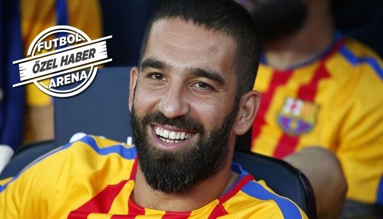 Galatasaray için Arda Turan'dan transfer açıklaması