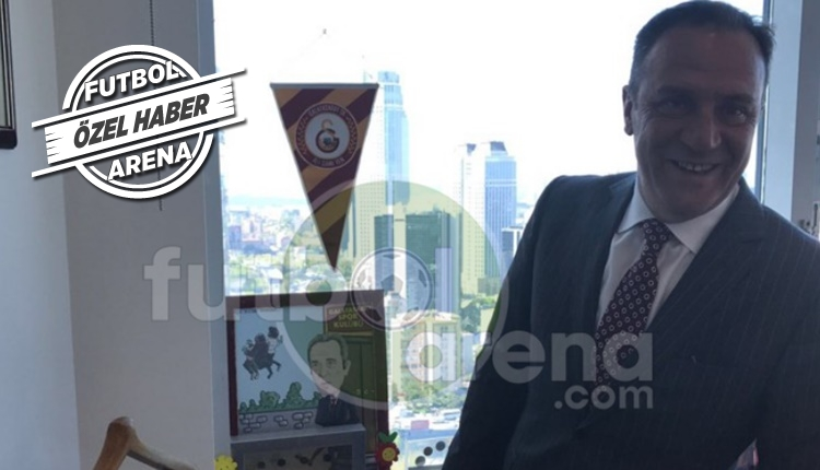 Galatasaray Başkanı Adayı Adnan Öztürk söz alacak