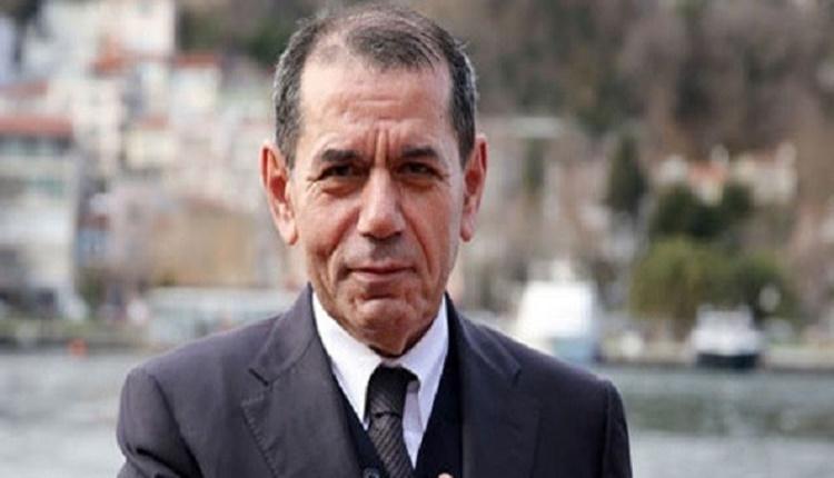 Galatasaray Başkanı Dursun Özbek'ten GSYİAD'a ziyaret