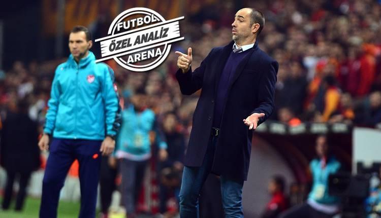 Galatasaray istatistiklerin neredeyse hepsinde zirvede!