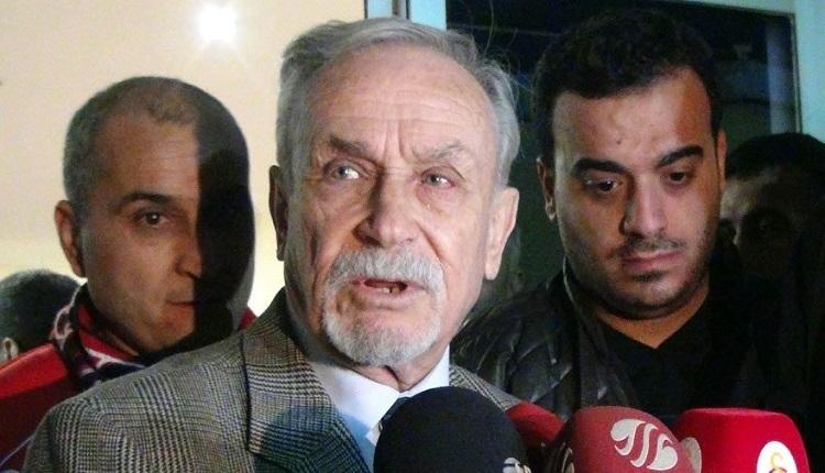 Galatasaray yöneticisi Cengiz Özyalçın'dan Tudor'a gönderme