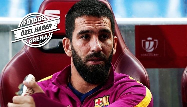 Galatasaray yönetiminden Arda Turan açıklaması