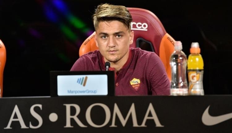 Galatasaray'a Roma'dan Cengiz Ünder transferi cevabı