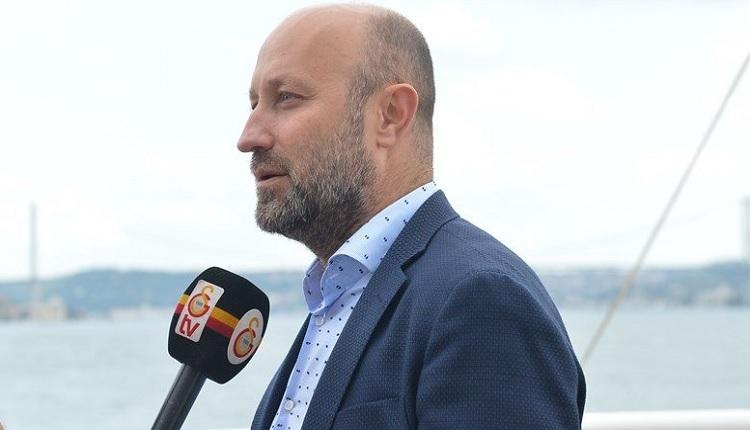 Galatasaray'da Cenk Ergün'den Tudor ve Ayhan Akman açıklaması