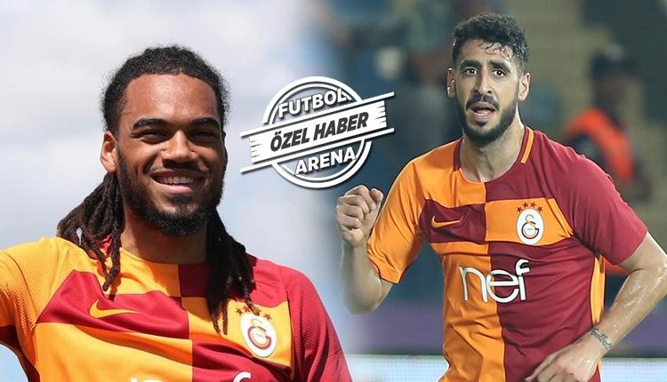 Galatasaray'da Denayer ve Tolga derbide oynayacaklar mı?
