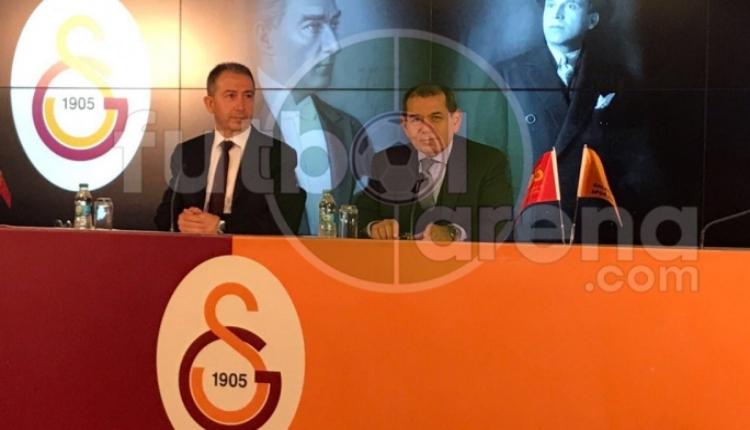 Galatasaray'da Dursun Özbek: ''Bizi kaale almayan bir federasyon..''