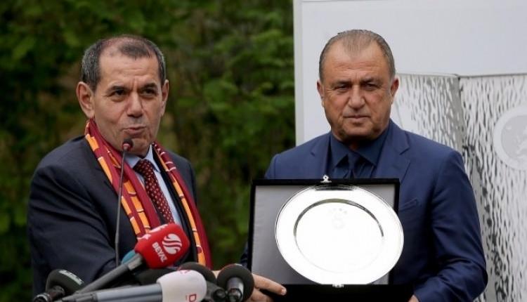 Galatasaray'da Dursun Özbek'ten flaş Fatih Terim kararı