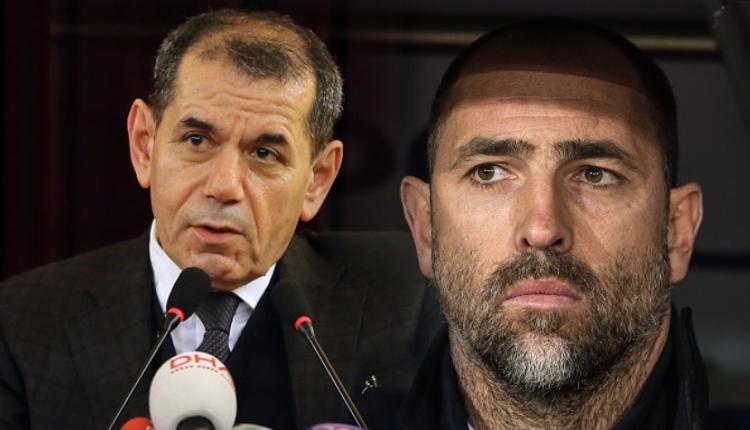 Galatasaray'da Dursun Özbek'ten Igor Tudor'a ''Camiaya ne diyeceğim?''