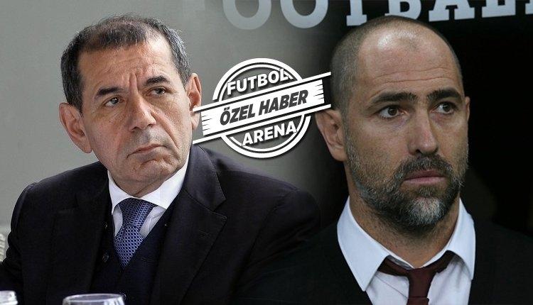 Galatasaray'da Dursun Özbek'ten Tudor'a Adebayor fırçası