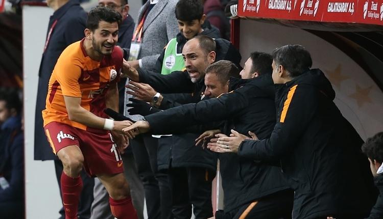 Galatasaray'da Emrah Başsan: 'Beşiktaş derbisinde...'