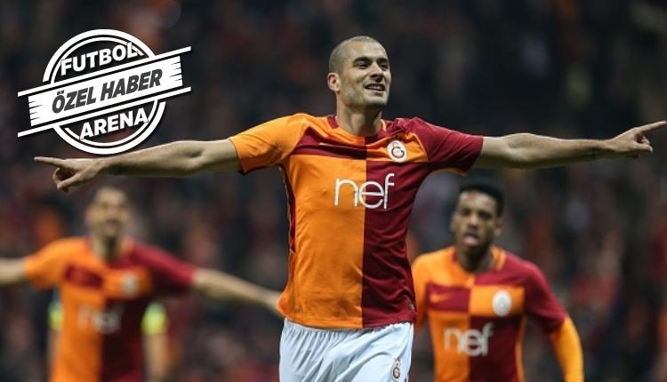 Galatasaray'da Eren Derdiyok'a Igor Tudor'dan tebrik
