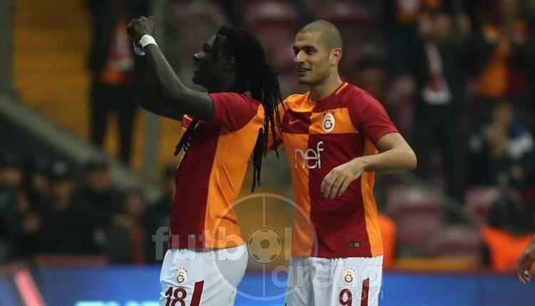 Galatasaray'da Eren Derdiyok'tan Başakşehir'e gözdağı