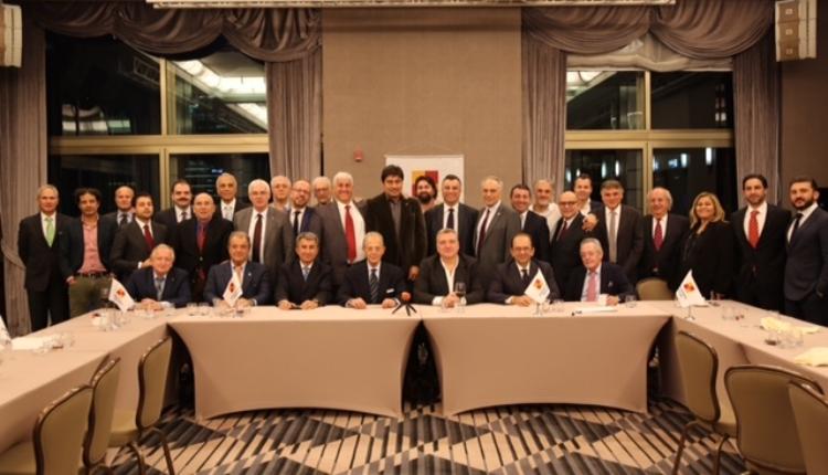 Galatasaray'da Faruk Süren'den önemli uyarılar