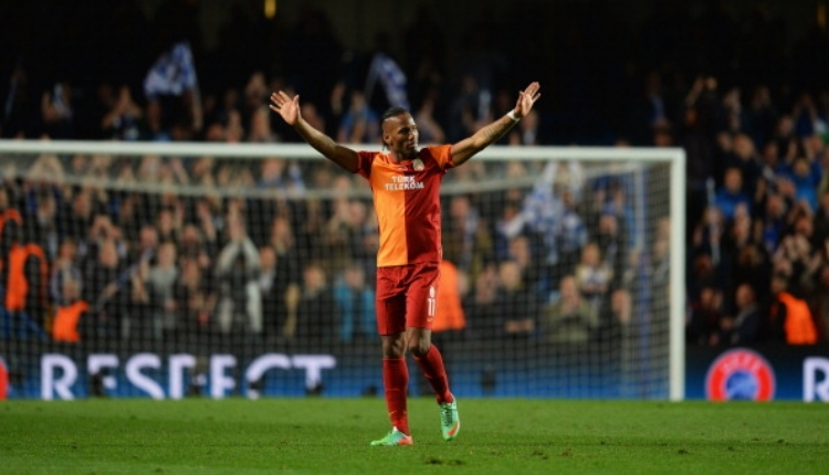 Galatasaray'da flaş Didier Drogba gelişmesi