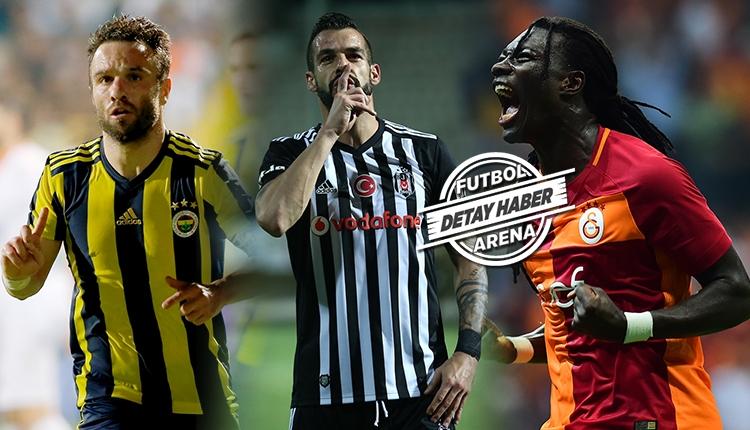 Galatasaray'da Gomis'i Fenerbahçe ve Beşiktaş zor geçti