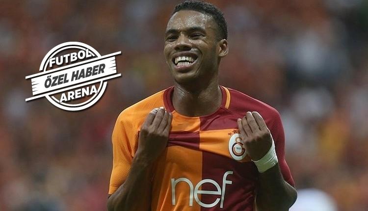 Galatasaray'da Igor Tudor, Garry Rodrigues'e sarıldı