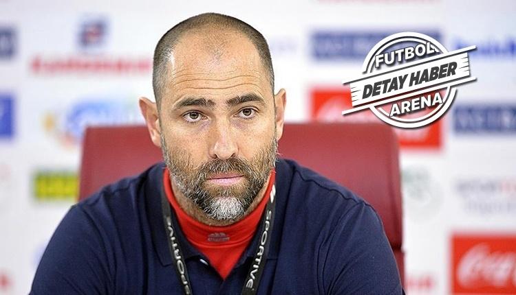 Galatasaray'da Igor Tudor, sistemle yine oynadı