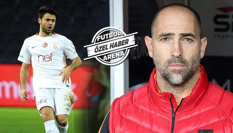 Galatasaray'da Igor Tudor'dan Ahmet Çalık transferi kararı