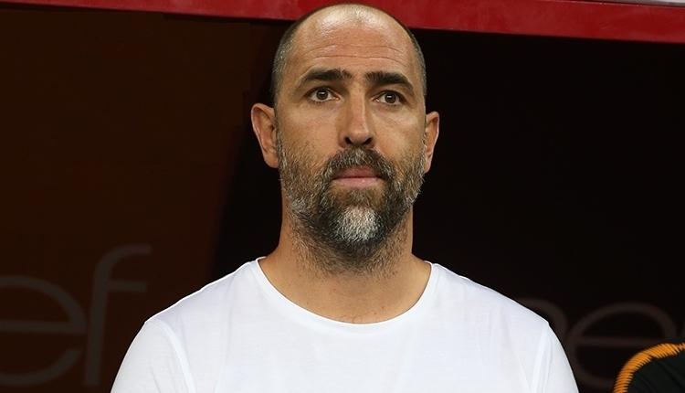 Galatasaray'da Igor Tudor'dan Beşiktaş yasağı