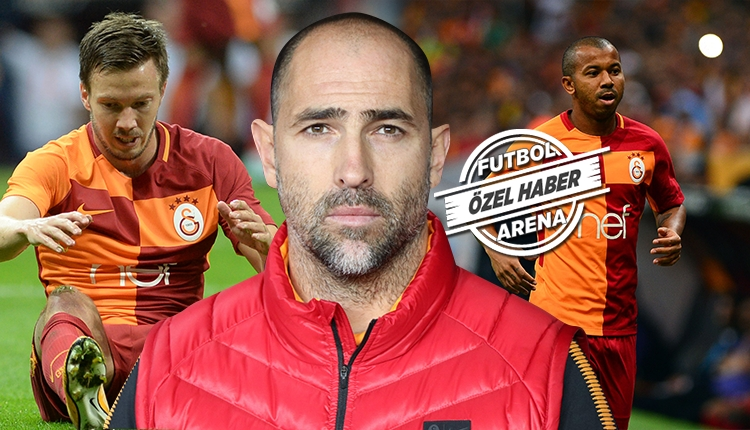 Galatasaray'da Igor Tudor'dan Beşiktaş'ın iki yıldızına önlem