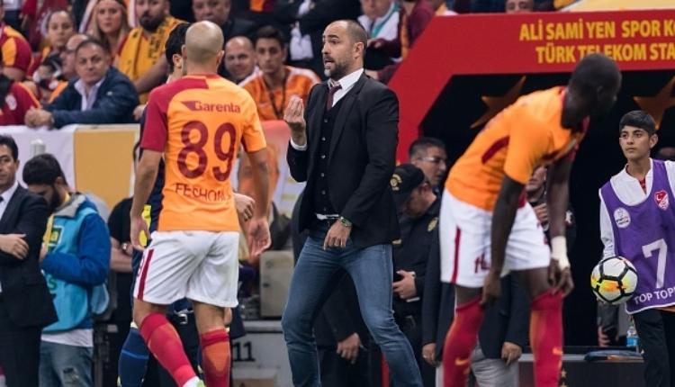 Galatasaray'da Igor Tudor'dan Feghouli kararı, yedeğe mi çekiliyor?