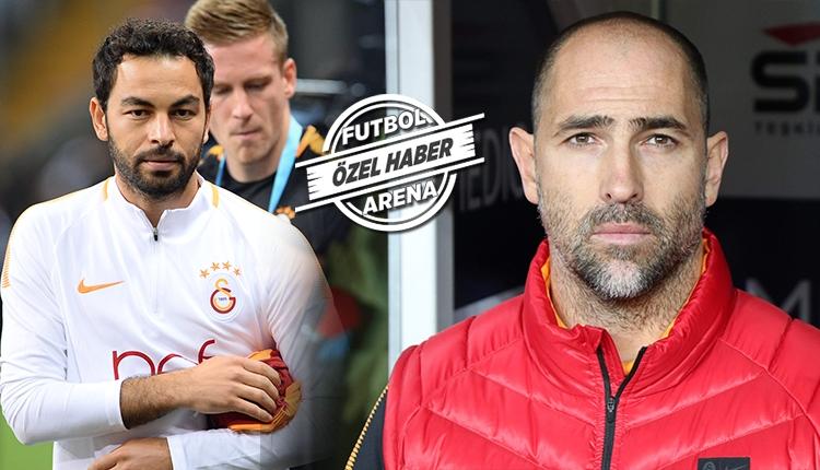 Galatasaray'da Igor Tudor'dan Selçuk İnan çekincesi