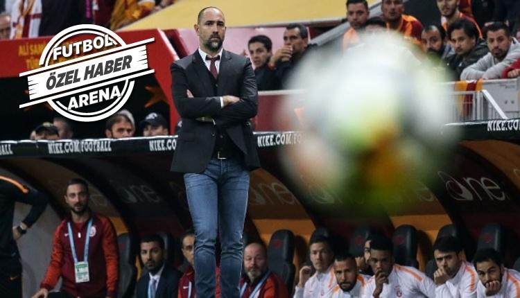 Galatasaray'da Igor Tudor'dan yeni uygulama