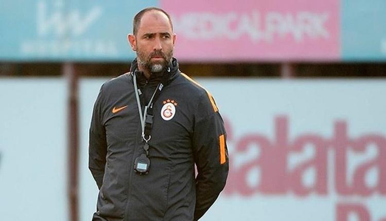 Galatasaray'da Igor Tudor'un Medipol Başakşehir 11'i