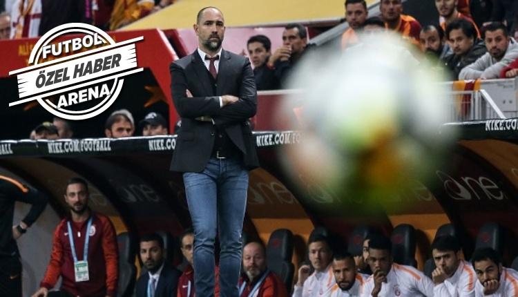 Galatasaray'da Igor Tudor'dan zorunlu Medipol Başakşehir maçı değişikliği