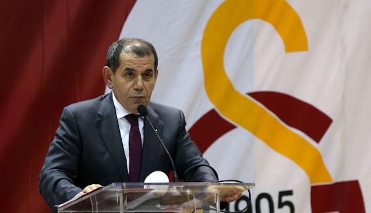 Galatasaray'da Kasım ayı Divan Kurulu gerçekleşt