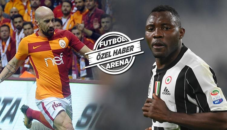 Galatasaray'da Kwadwo Asamoah için 2 kritik karar!