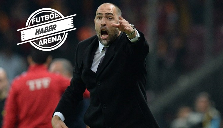Galatasaray'da Latovlevici'ye protesto! Tudor araya girince...