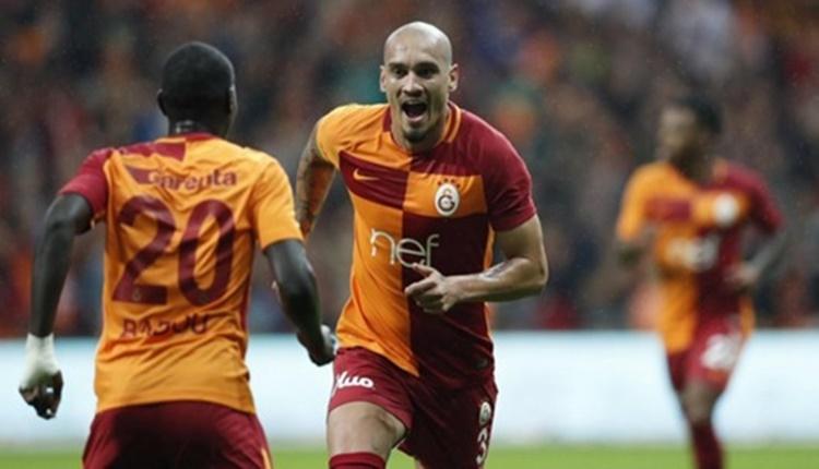 Galatasaray'da Maicon ve Badou Ndiaye'ye kesin talimat!
