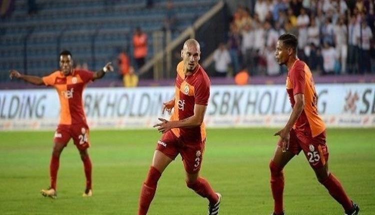 Galatasaray'da Maicon'a Portekiz Milli Takımına yeşil ışık
