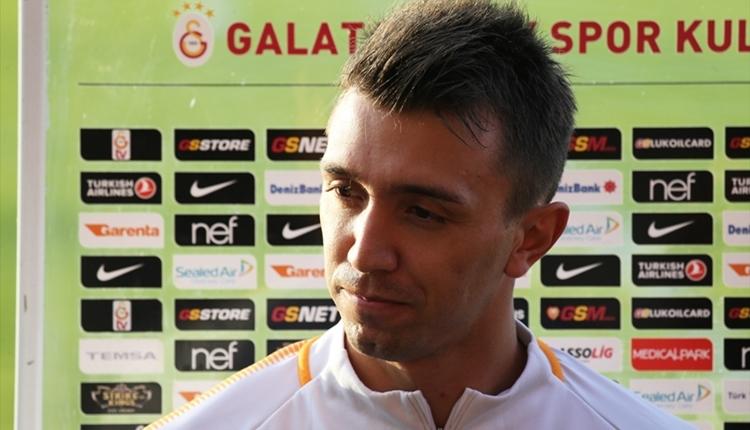 Galatasaray'da Muslera'dan duygusal açıklamalar! 'En güzel kararım'
