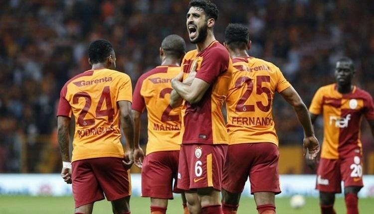 Galatasaray'da sağlık heyetinden Tolga Ciğerci seferberliği