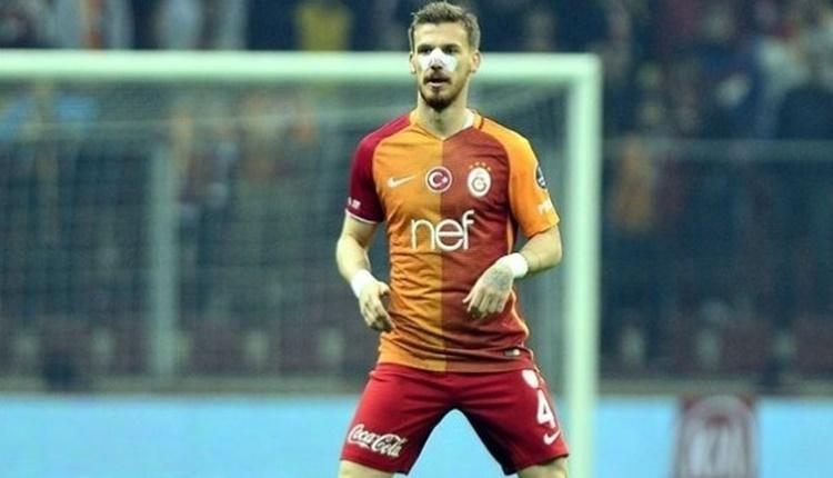Galatasaray'da Serdar Aziz cezalı duruma düştü