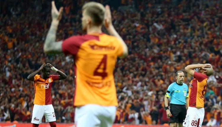 Galatasaray'da Serdar Aziz'den özür