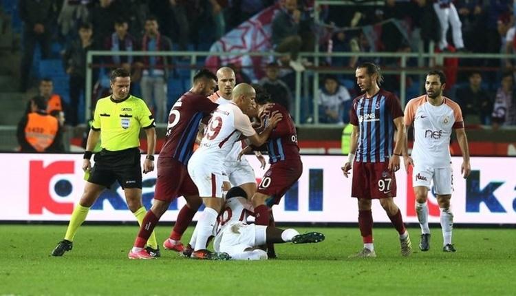Galatasaray'da Sofiane Feghouli ve Ndiaye isyanı