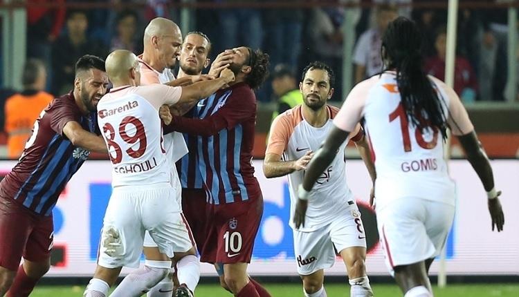 Galatasaray'da Sofiane Feghouli'nin cezası onandı