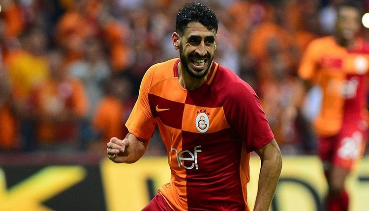 Galatasaray'da Tolga Ciğerci sevinci