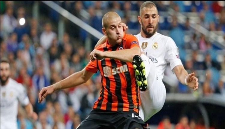 Galatasaray'da transferde savunmaya Yaroslav Rakitsky iddiası