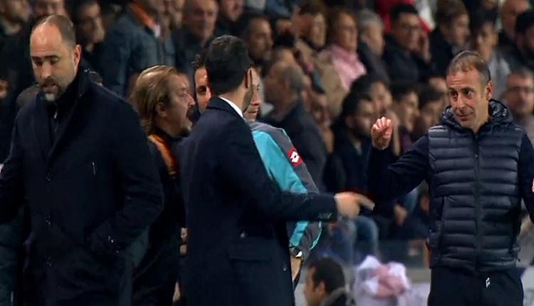 Galatasaray'da Tudor çıldırdı! Abdullah Avcı ile gerilim